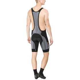 X-Bionic The Trick Bibshorts Herrer grå/sort
